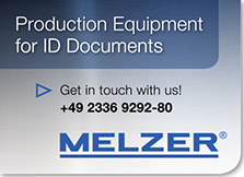 Melzer Production Equipment Box Ad